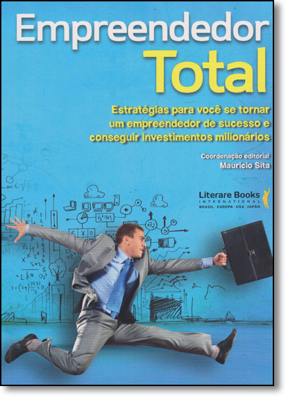Empreendedor Total, livro de Mauricio Sita