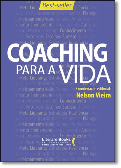 Coaching Para a Vida, livro de Nelson Vieira