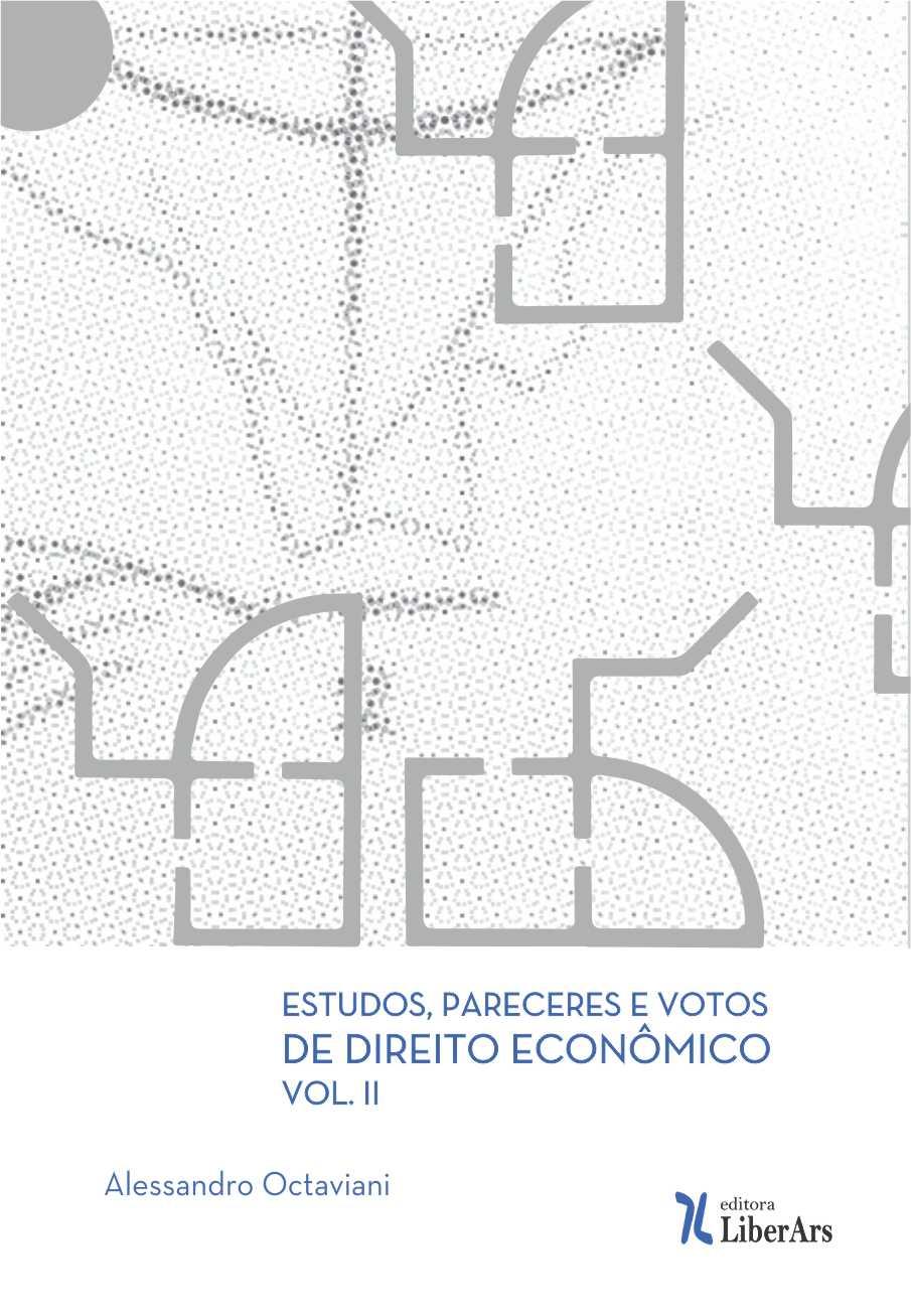 Estudos, pareceres e votos de direito economico - vol.2, livro de Alessandro Octaviani