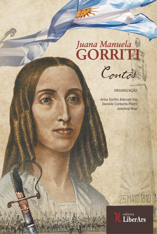 Contos - Juana Manuela Gorriti, livro de Juana Manuela Gorritti