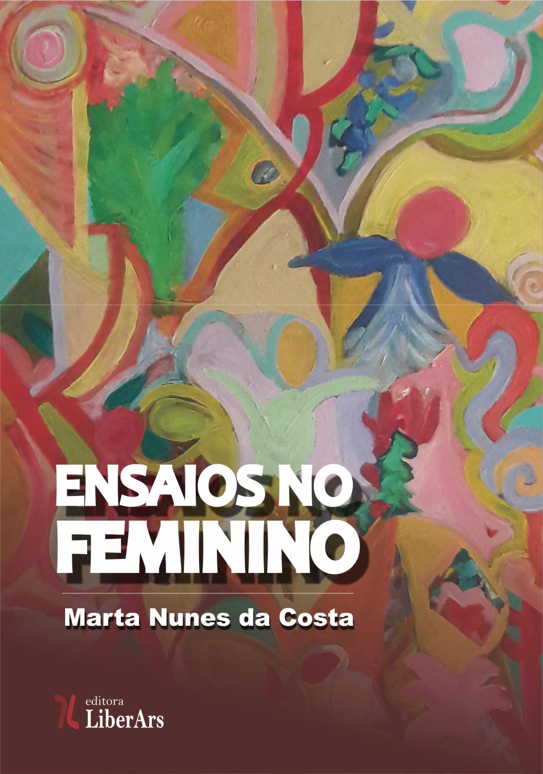 Ensaios no Feminino, livro de Marta Nunes da Costa