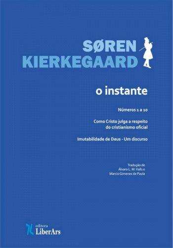 O Instante, livro de Soren Kierkegaard