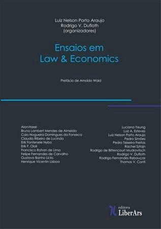 Ensaios em Law Economics, livro de Luiz Nelson Porto Araujo, Rodrigo Dufloth (orgs.)