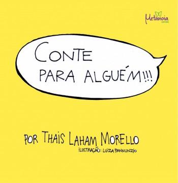 Conte Para Alguém, livro de Thais Laham