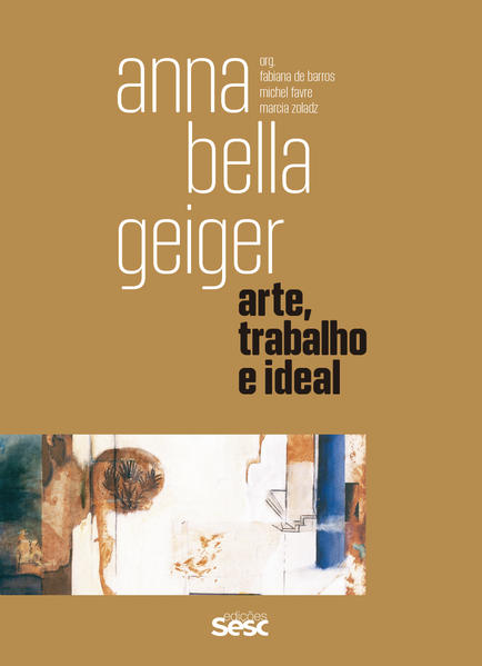 Anna Bella Geiger, livro de