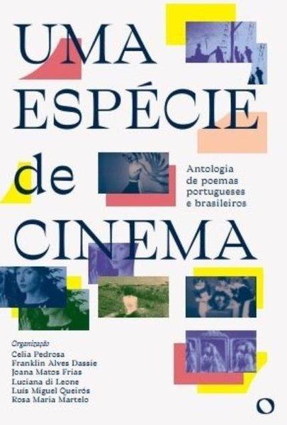 Uma Espécie de Cinema, livro de