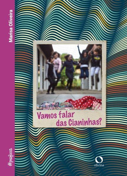 Vamos falar das Cianinhas?, livro de Marisa Oliveira