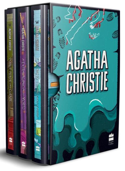 Coleção Agatha Christie - Box 8, livro de Agatha Christie