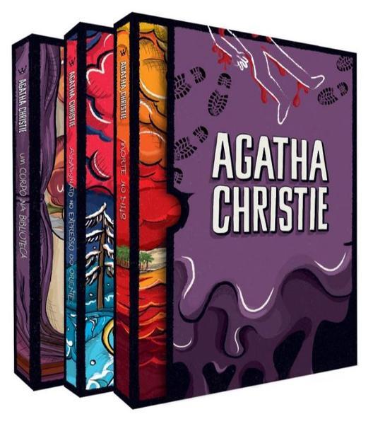 Coleção Agatha Christie - Box 1, livro de Agatha Christie