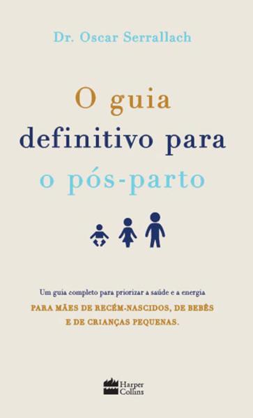 A cura pós-parto, livro de Oscar Serrallach