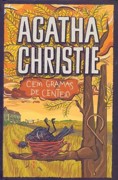 Cem gramas de centeio, livro de Agatha Christie