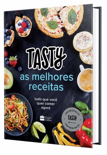 Tasty. As Melhores Receitas, livro de Buzzfeed