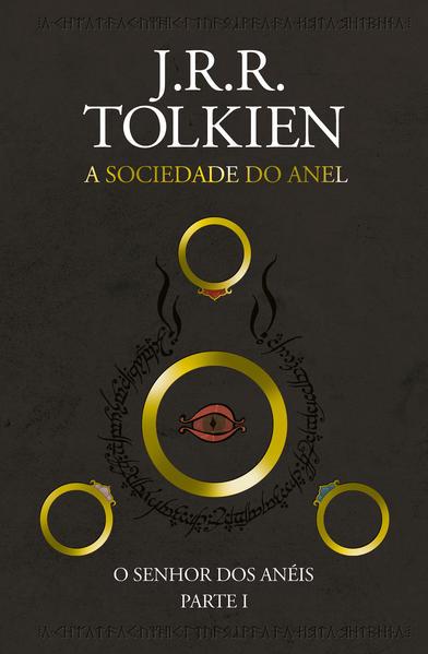 O Senhor dos Anéis: A Sociedade do Anel, livro de J.R.R. Tolkien