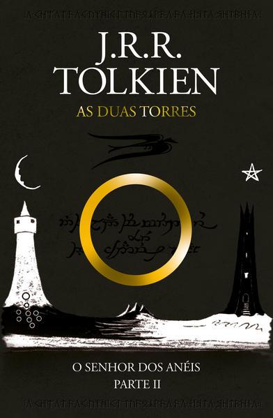 O Senhor dos Anéis: As duas torres, livro de J.R.R. Tolkien