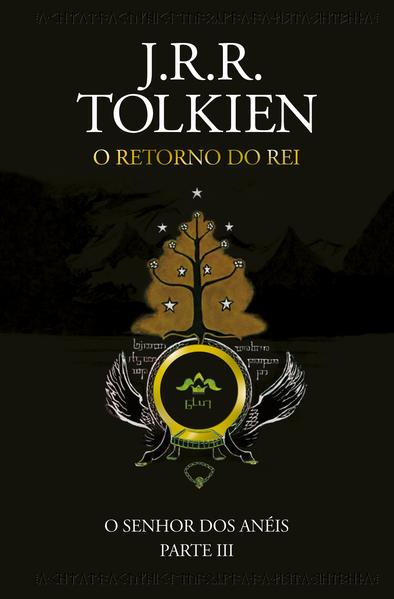 O Senhor dos Anéis: O retorno do rei, livro de J.R.R. Tolkien