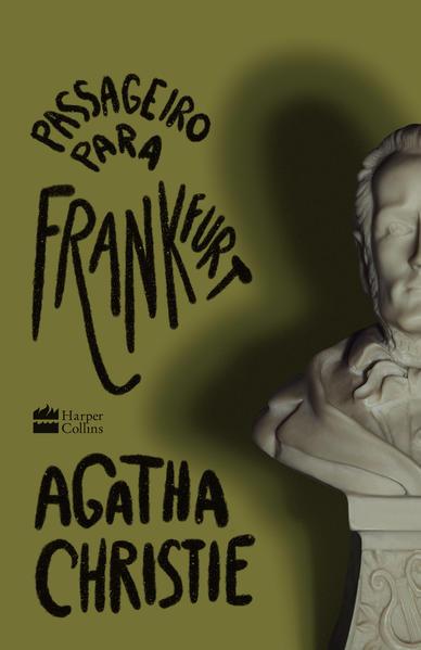Passageiro para Frankfurt, livro de Agatha Christie