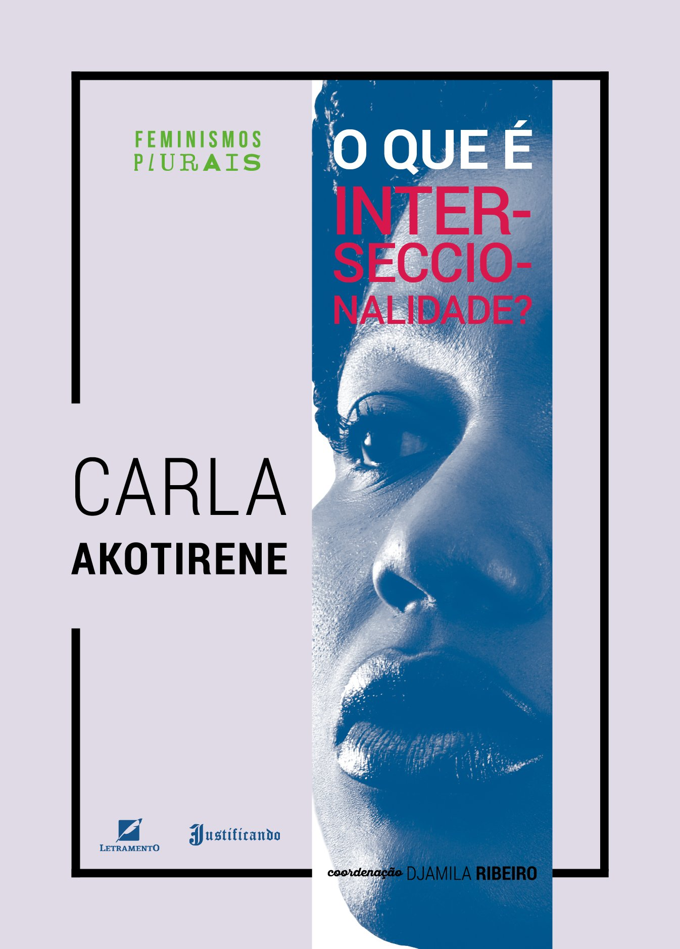O que é Interseccionalidade?, livro de Carla Akotirene