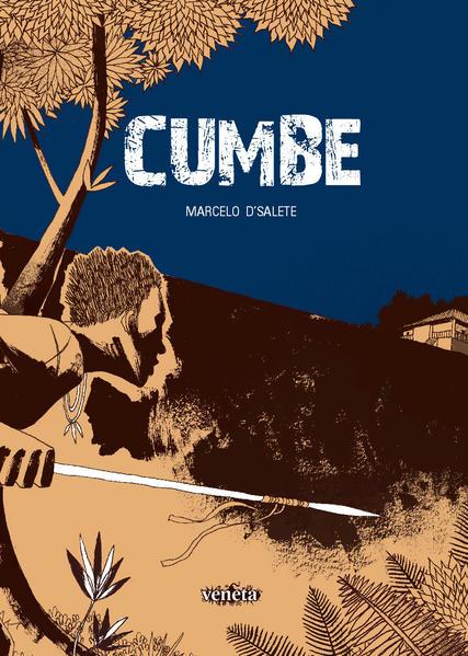 Cumbe, livro de Marcelo dSalete