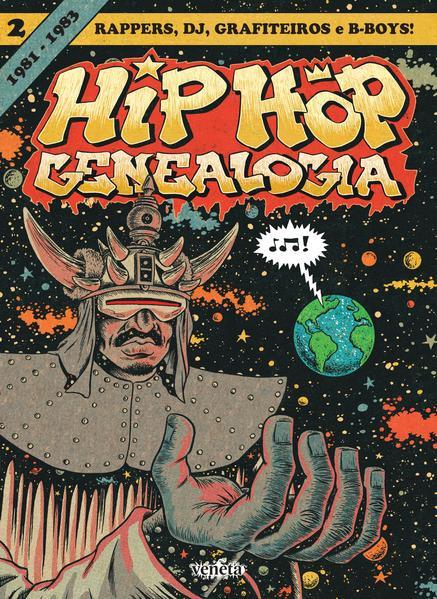 Hip Hop Genealogia 2, livro de Ed Piskor