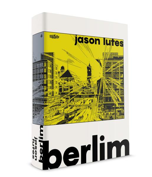 Berlim, livro de Jason Lutes