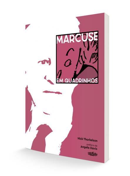 Marcuse em quadrinhos, livro de Nick Thorkelson