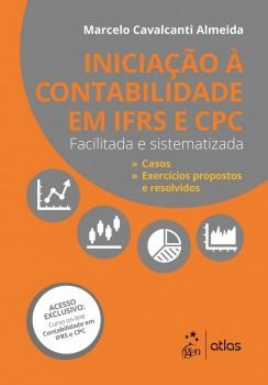 Iniciação à contabilidade em IFRS e CPC - Facilitada e sistematizada, livro de Marcelo Cavalcanti Almeida