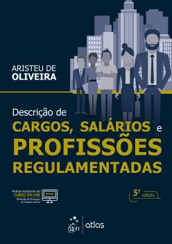 Descrição de cargos, salários e profissões regulamentadas - 5ª edição, livro de Aristeu de Oliveira