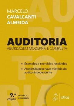 Auditoria - Abordagem moderna e completa - 9ª edição, livro de Marcelo Cavalcanti Almeida