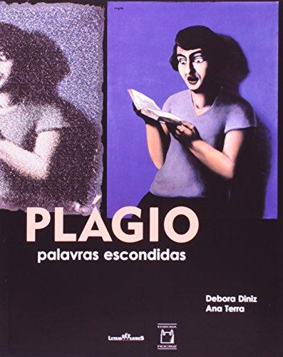 Plágio palavras escondidas , livro de Debora Diniz e Ana Terra