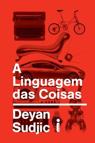A linguagem das coisas, livro de Deyan Sudjic