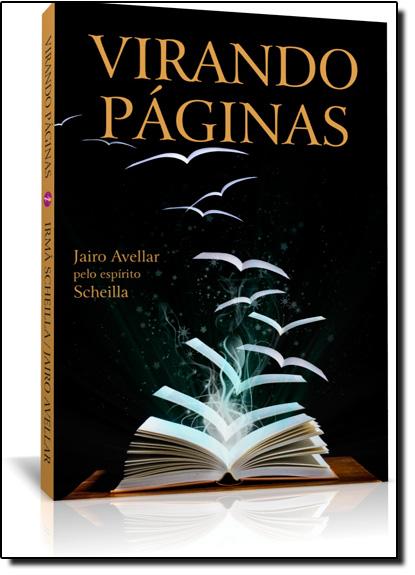 Virando Páginas, livro de Scheilla