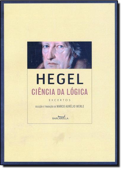 Ciência da Lógica, livro de G W Hegel