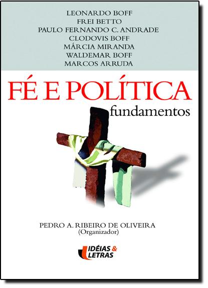 Fé e Política, livro de Pedro de Assis R. de Oliveira