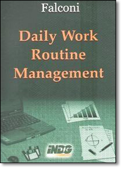 Daily Work Routine Management, livro de INDG