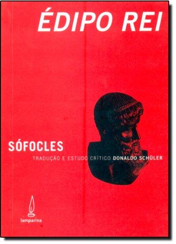 Édipo Rei, livro de Sófocles