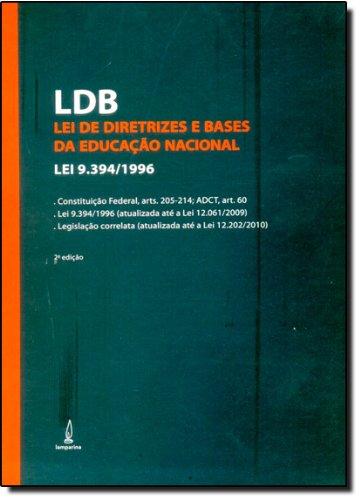 LDB. Lei De Diretrizes E Bases Da Educação, livro de Vários Autores