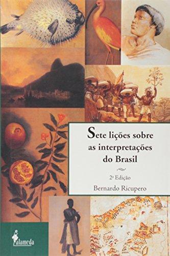 Sete lições sobre as interpretações do Brasil, livro de Bernardo Ricupero