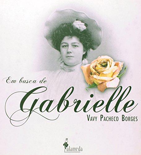 Em busca de Gabrielle, livro de Vavy Pacheco Borges
