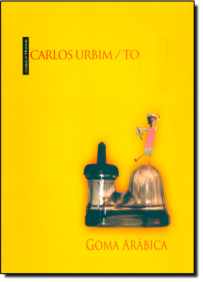 Goma Arábica, livro de Carlos Urbim