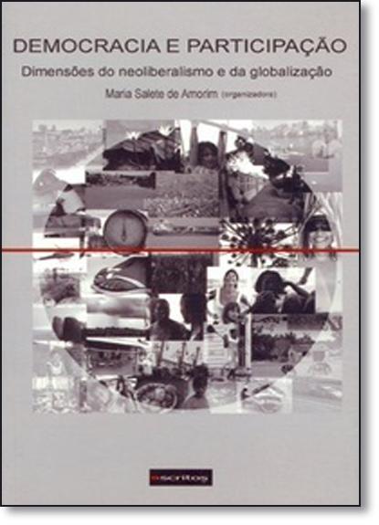 Democracia e Participação, livro de Maria Salete Souza de Amorim