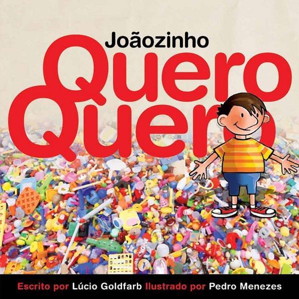 Joãozinho Quero-Quero, livro de Goldfarb, Lúcio; Menezes, Pedro