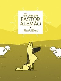 Eu sou um pastor Alemão, livro de Martins, Murilo