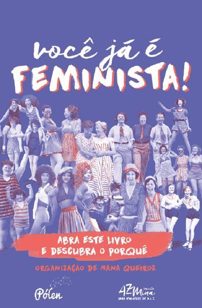 Você já é feminista!, livro de Vários autores