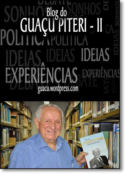 Blog do Gaçu Piteri - 2, livro de Guaçu Piteri