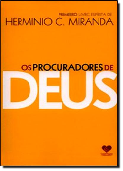 Procuradores de Deus, Os, livro de Herminio C. Miranda