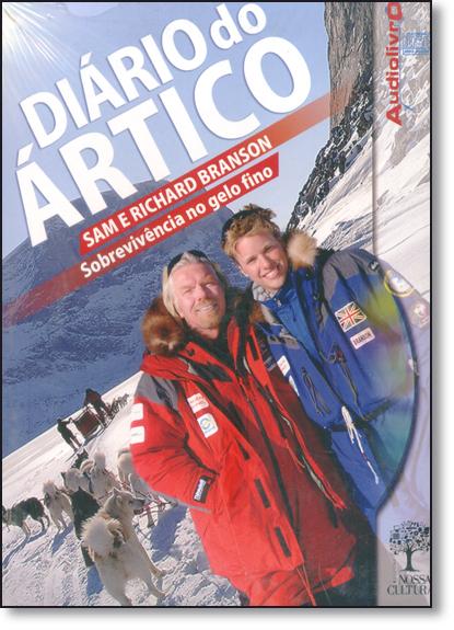 Diário do Ártico, O, livro de Richard Branson