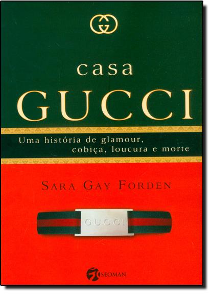 Casa Gucci, livro de FORDEN