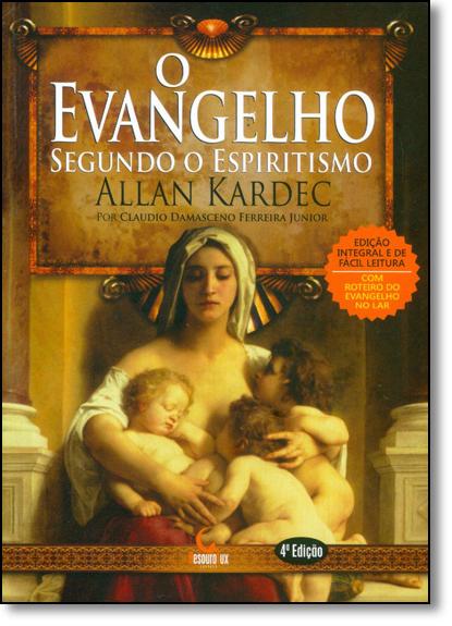 Evangelho Segundo o Espiritismo de Allan Kardec, O - Livro de Bolso, livro de Claudio Damasceno Ferreira Junior