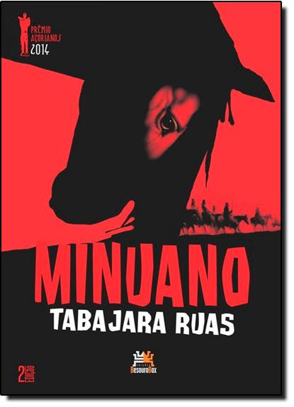 Minuano, livro de Tabajara Ruas