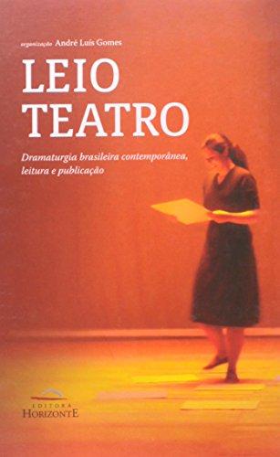 Leio Teatro, livro de Andre Luis Gomes